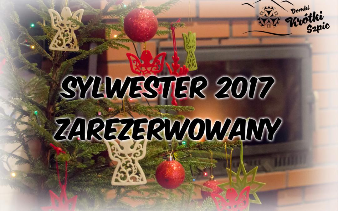 Sylwester i Święta – domki zajęte