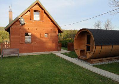 Domki-Sauna